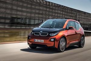 BMW i-3 prueba dinámica