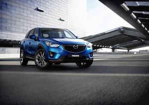 Mazda CX5, prueba dinámica