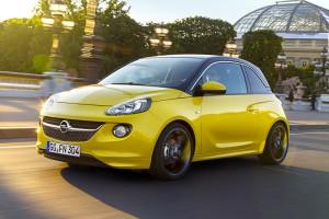 Opel Adam, prueba dinámica