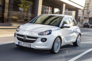 Opel Adam 2014
