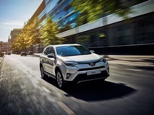El Toyota Rav4 2016 llega a España