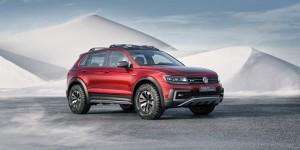 Volkswagen Tiguan GTE Active Concept: un SUV muy campero