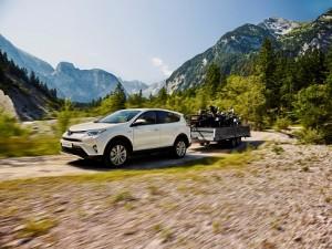 Toyota Rav4 Hybrid, porque los tiempos cambian