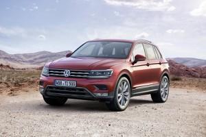 El Volkswagen Tiguan 2016 llega a España por menos de 30.000 euros