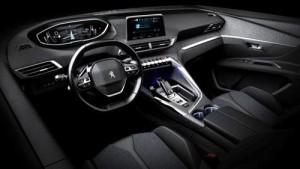 Este podría ser el cuidado interior del nuevo Peugeot 3008