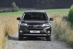 Toyota lanza las novedades del RAV4 para este año.