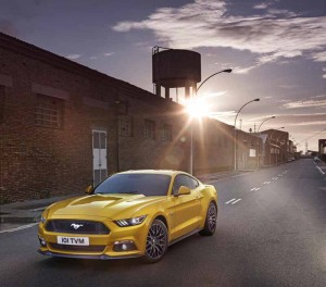 Ford anuncia un Mustang Híbrido para 2020