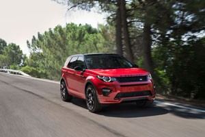 Land Rover refuerza el Discovery Sport