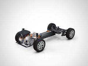 Plataforma CMA para el futuro Volvo V40