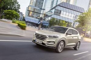 5 estrellas para el nuevo Hyundai Tucson