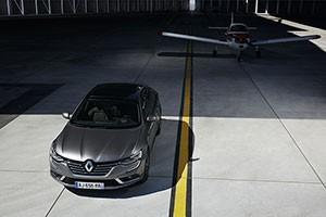 Renault Talism�n, el nuevo del segmento D