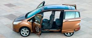 Ford B-Max, razones de compra