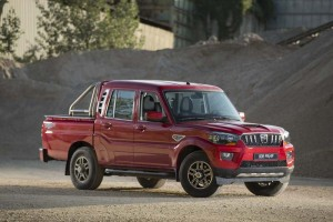 Mahindra Goa Pik Up Plus, prueba express