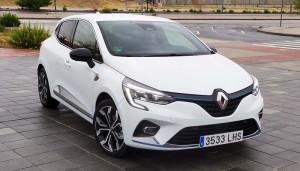 Prueba Renault Clio E-TECH, tecnología de F-1 para la calle