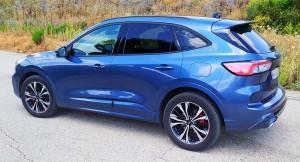 Prueba Ford Kuga PHEV 2020. ¿Alternativa al diésel?