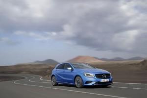 Mercedes Benz Clase A, prueba dinámica