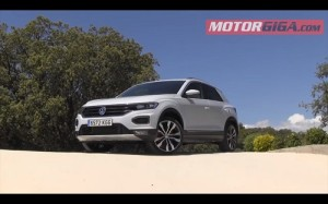 Volkswagen T-Roc, a prueba la nueva apuesta SUV de VW
