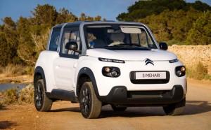 Citroën E-Mehari 2018, prueba express