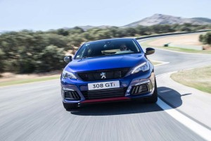 Peugeot 308 GTI 2017, prueba express