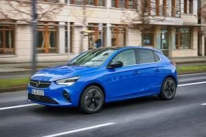 Prueba Opel Corsa-e 2020 (primer contacto)