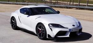Prueba Toyota GR Supra 2019