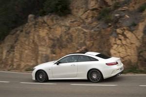 Mercedes Clase E Coupé 2017; prueba express