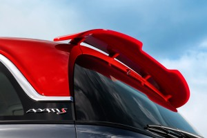 Opel Adam S; realidad deportiva