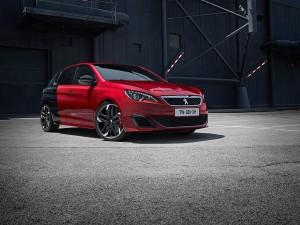 Peugeot 308 GTI al poder