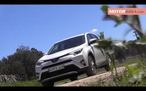 Comparativa Toyota Rav4. ¿Híbrido o diésel?
