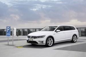 Volkswagen Passat Variant GTE; probamos el híbrido enchufable en carrocería familiar