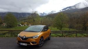 Prueba Renault Scénic 2016, reinventado el monovolumen compacto