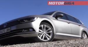 Prueba Volkswagen Passat 2015