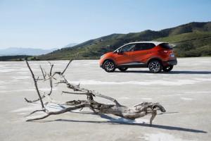 Renault Captur, an�lisis plazas posteriores