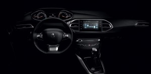Peugeot 308, análisis plazas delanteras