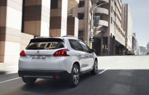 Peugeot 2008, análisis plazas posteriores