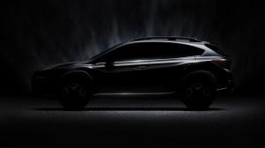 Primera imagen del nuevo Subaru XV, que se presentará en Ginebra