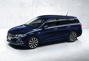 La familia Fiat Tipo crece con la llegada del familiar y del hatchback