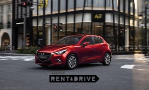 RENT&DRIVE, la apuesta de Mazda por el renting para particulares