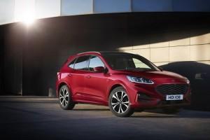 Ford Kuga 2019: la nueva generacion del SUV apuesta con fuerza por la ecología