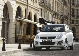 Suzuki Swift 2017, más practicidad en esta cuarta generación