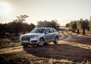 Audi Q7 e-tron, así es el SUV híbrido enchufable de Audi