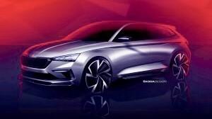Skoda VISION RS, acercándonos a la nueva generación compacta de la marca