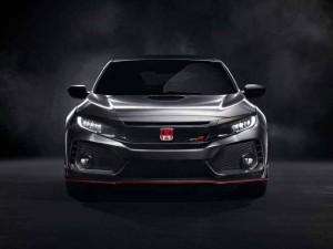 Honda Civic Type R 2017; uno de los platos fuertes para Ginebra