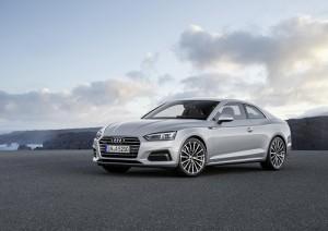 Audi A5 2016, así es la segunda generación del coupé de los 4 aros