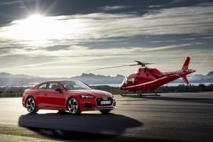 Audi RS5 Coupé 2017; adiós V8, hola V6 Biturbo
