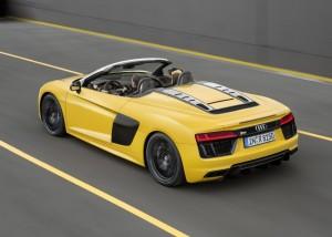 Audi R8 Spyder, tan espectacular como siempre