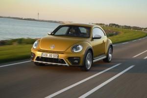 Volkswagen Beetle Dune, directo a la playa desde 25.200 euros