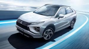 Mitsubishi Eclipse Cross PHEV 2021: a la venta en marzo