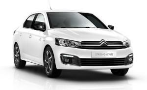 Citroën C-Elysée Origins, la serie especial llega al sedán
