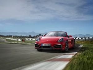 Porsche Boxster GTS y Cayman GTS 2014